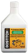 Bostitch Air Compressor Synthetic Oils, 20 oz, Bottle, 6 BO, #SYNCOMOIL20OZ