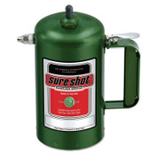 Milwaukee Sprayer Sure Shot Sprayers, 1 qt, Steel, Green, 1 EA, #1000G