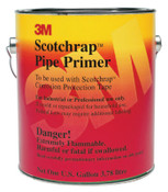 3M Scotchrap Pipe Primers, 1 Gallon , Black, 4 GAL, #7000006131