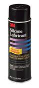 3M Silicone Lubricants,  8.5 oz Aerosol Can, 12 CAN, #7000000337