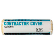 Krylon Industrial Contractor Knit Covers, 9 in, 3/4 in Nap, Knit Polyester, 72 EA