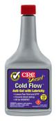 CRC Diesel Cold Flow Anti-Gel w/Lubricity, 12 oz Bottle, 12 BO, #5612