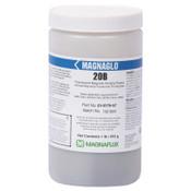 Magnaflux Magnaglo 20B Wet Method Preblended Dry Mixes, 1 lb, Container, Brown, 1 JAR