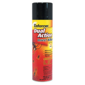 Zep Inc. Dual Action Insect Killer, 16 oz  Aerosol Can, 12 CA, #1047651