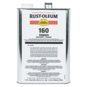 Rust-Oleum Industrial 160 Thinner, 2 GAL, #160402