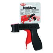 Krylon Industrial Snap & Spray™ Spray Can Handles, Universal Fit, Plastic, 12 EA