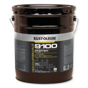 Rust-Oleum Industrial 1 Gal 9100 DTM Epoxy Mastic Low Temp Acti, 2 GA