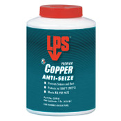 ITW Pro Brands Copper Anti-Seize Lubricants, 1 lb Bottle, 12 BTL, #2910