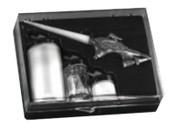 Binks Airbrush Guns, Wren Outfit Spray Gun, 1 ST, #5910006