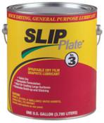 Precision Brand SLIP Plate No. 3 Dry Film Lubricants, 1 gal Can, 4 CA