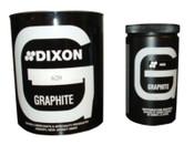 Dixon Graphite Powdered Amorphous Graphite, 1 lb Can, 1 CAN, #L6201