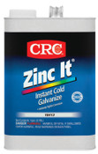 CRC Zinc-It Instant Cold Galvinize, 1 Gallon Pail, 1 GAL, #18413