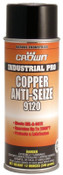 Aervoe Industries Anti-Seize Compounds, 16 oz Aerosol Can, Copper, 12 CN, #9120