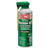 CRC CRC Food Grade Machine Oil, 16 oz, Aerosol Can, 12 CAN, #3081