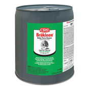 CRC Brakleen Non-Chlorinated Brake Parts Cleaners, 5 gal Pail, 5 PAL, #5086