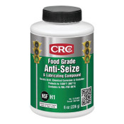 CRC Food Grade Anti-Seize and Lubricating Compound, 1 lb Brush-Top Bottle, 12 CA, #SL35905