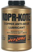 Jet-Lube High Temperature Anti-Seize & Gasket Compounds, 1 lb Can, 1 CAN, #10004