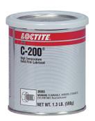 Loctite C-200 High Temperature Solid Film Lubricants, 10 lb Can, 1 CN, #233499