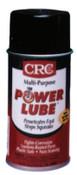 CRC Power Lube Multi-Purpose Lubricants, 12 oz, Aerosol Can, 12 CAN, #5005
