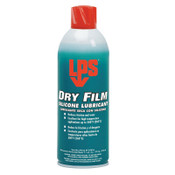 ITW Pro Brands Dry Film Silicone Lubricants, 16 oz Aerosol Can, 12 CAN