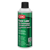CRC Power Lube High-Performance Lubricants with PTFE, 11 oz, Aerosol Can, 12 CAN, #3045