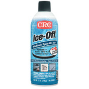 CRC Ice-Off Windshield Spray De-Icers, 16 oz Aerosol Can, 12 CN