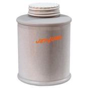 Jet-Lube 550 Nonmetallic Anti-Seize Compounds, 1/4 lb Brush Top Can, 24 CA