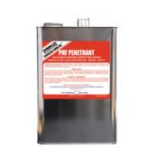 Dynaflux Visible Red-Dye Penetrants, Liquid Penetrant, Can, 1 gal, 1 EA, #PHF3154X1