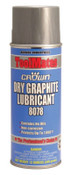 Aervoe Industries Dry Graphite, 12 oz Aerosol Can, 12 CAN, #8078
