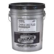 Lubriplate Chain & Cable Fluids, 35 lb Pail, 35 PA, #L0135035