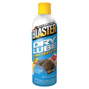 Blaster Dry Lube with Teflon, 9.3 oz, Aerosol Can, 12 CN, #16TDL