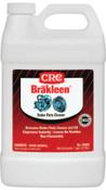CRC Brakleen Brake Parts Cleaners, 1 gal Bottle, 4 GAL, #5090
