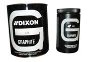 Dixon Graphite Lubricating Natural Graphite, 5 lb Can, 1 CAN, #L6355