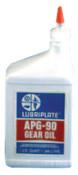 Lubriplate APG Series Gear Oils, 7 lb, Jug, SAE #50, 4 CN, #L0118007