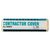 Krylon Industrial Contractor Knit Covers, 9 in, 1/2 in Nap, Knit Polyester, 1 EA