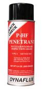 Dynaflux Visible Dye Penetrant Systems, Penetrant, Aerosol Can, 16 oz, 12 EA, #PHF31516