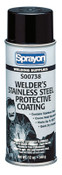 Krylon Industrial 16-OZ. STAINLESS STEEL PAINT, 12 CAN, #SC0738000