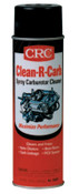 CRC Clean-R-Carb Carburetor Cleaners, 20 oz Aerosol Can, 12 CAN, #5081