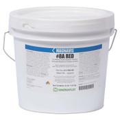 Magnaflux Magnavis Dry Method Non-Fluorescent Magnetic Powders, 45 lb, Pail, Red, 1 EA