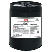 CRC 3-36 Multi-Purpose Lubricant & Corrosion Inhibitor, 5 Gallon Pail, 5 PA, #3009