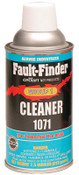 Aervoe Industries FAULT FINDER CLEANER GROUP 1, 12 CN, #1071