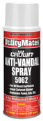 Aervoe Industries Anti-Vandal Spray, 14 oz Aerosol Can, 12 CAN