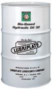 Lubriplate Bio-Based Hydraulic Oil, ISO 32, 55 gal, Drum, 1 DR, #L1050062