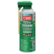 CRC Food Grade Silicone Lubricants, 16 oz Aerosol Can, 12 CAN, #3040