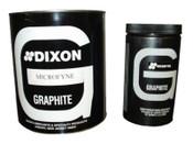 Dixon Graphite Microfyne Graphite, 4 lb Can, 1 CAN, #LMF4
