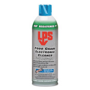 ITW Pro Brands Food Grade Electronic Cleaners with DETEX, 11 oz Aerosol Can, Hydrocarbon, 12 CA, #58116