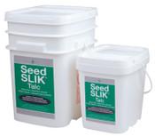 Precision Brand Seed SLIK Talc Dry Powder Lubricants, 20 lb Tub, 1 EA, #45541