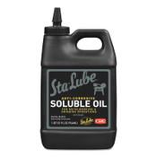 CRC Soluble Oils, Bottle, 1 qt, 12 BTL, #SL2512