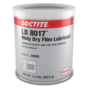 Loctite Moly Dry Film Lubricants, 1.3 lb Can, 1 CAN, #233501