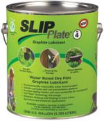 Precision Brand SLIP Plate No. 4 Dry Film Lubricants, 1 gal Can, 4 CA
